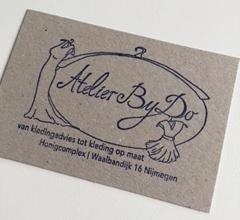 Strippenkaart kosten Atelier ByDo